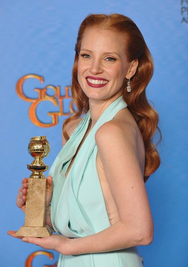 Jessica Chastain Bra Size, Age, Weight, Height