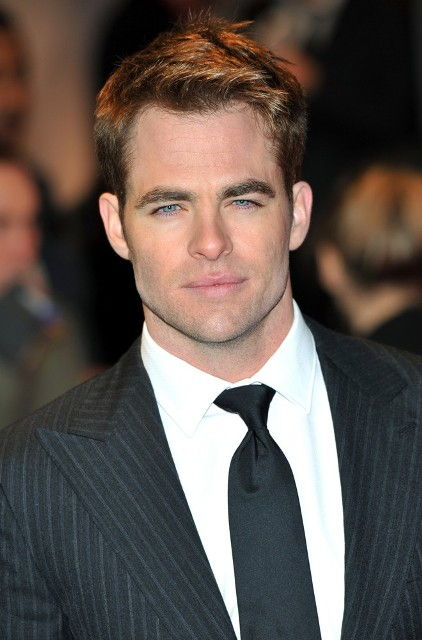 Chris Pine Chris Pine Age, Weight, Height, Measurements