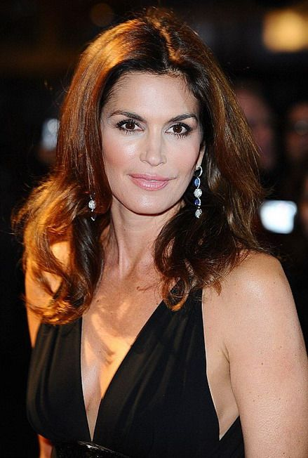cindy crawford bra size age weight height measurements