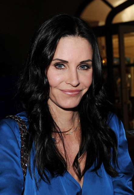 Courteney Cox facts