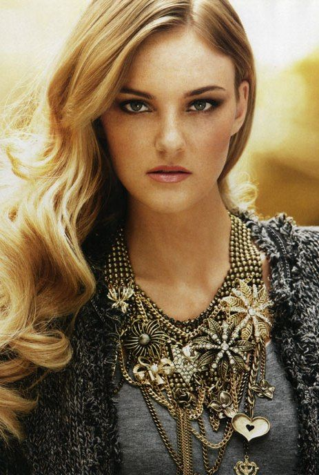 Caroline Trentini Bra Size Age Weight Height Measurements on oscar de la renta tumblr