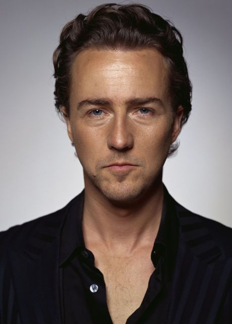 Edward Norton Age, Wei...