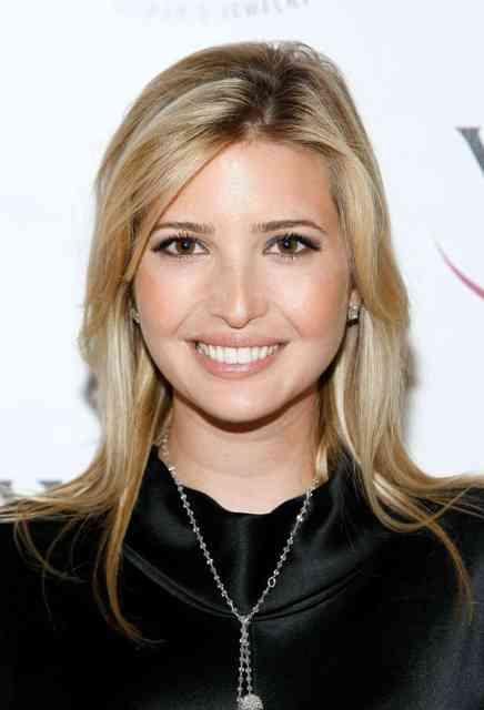 Ivanka Trump Bra Size, Age, Weight, Height, Measurements ...