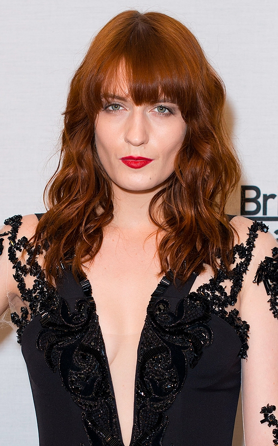 Florence Welch Bra Size, Age, Weight, Height, Measurements - Celebrity ...