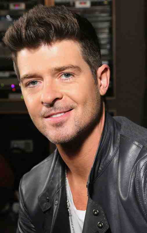 Robin Thicke Robin Thicke Age, Weight, Height, Measurements