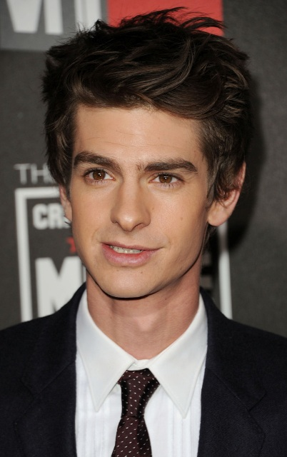 Andrew Garfield was born on August 20, 1983 in Los Angeles, California ... Andrew Garfield