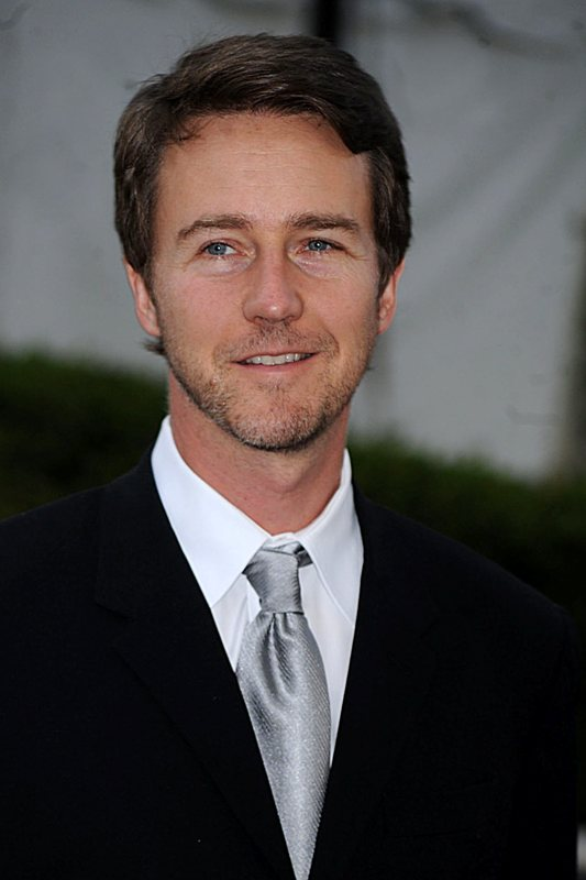 Edward Norton Plastic ...