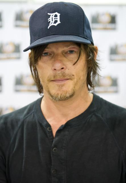 Norman Reedus Age Weight Height Measurements