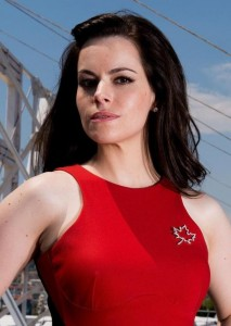 Emily Hampshire Bra Size Age Weight Height