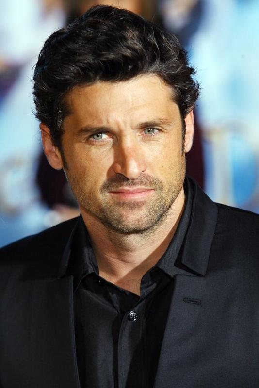 Patrick Dempsey Age Weight Height Measurements