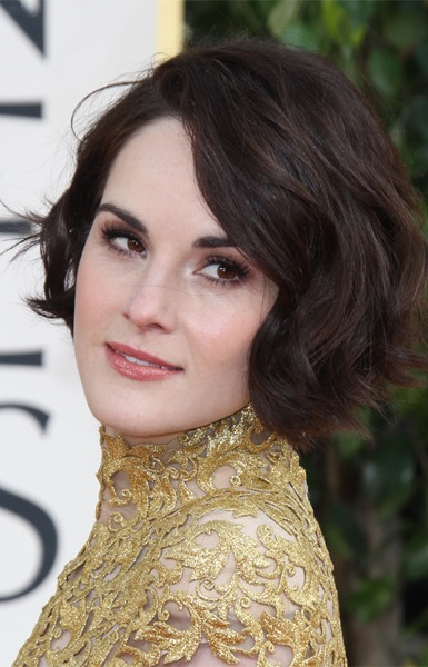 michelle dockery bra size  age  weight  height