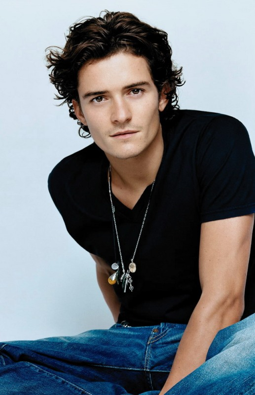 Orlando Bloom Workout Routine - Celebrity Sizes Orlando Bloom
