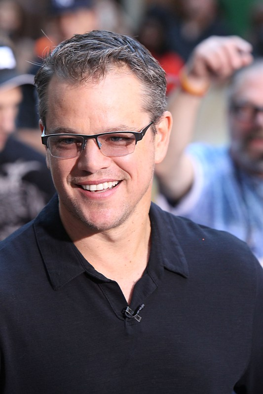 Matt Damon Net Worth - Celebrity Sizes