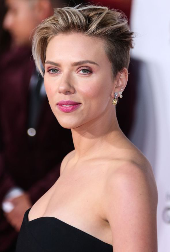 Scarlett Johansson net worth salary