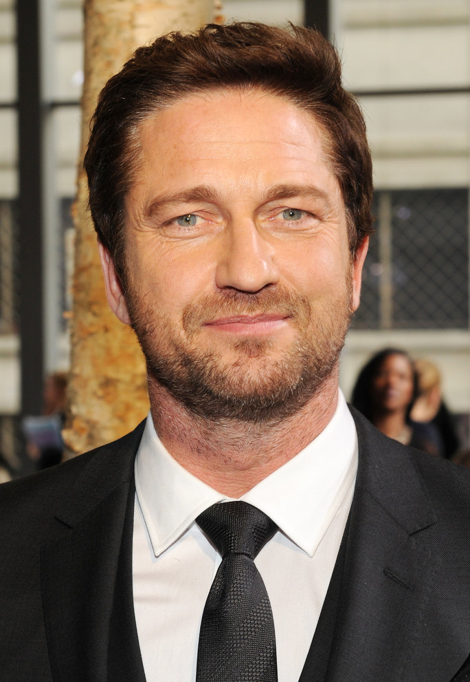 Gerard Butler Net Worth - Celebrity Sizes Gerard Butler