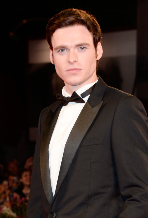 how tall is richard madden