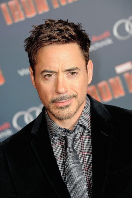 Robert Downey Jr. Plastic Surgery Before and After - Celebrity Sizes