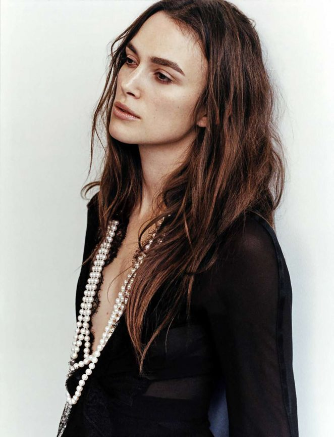 Keira Knightley Workout Routine - Celebrity Sizes