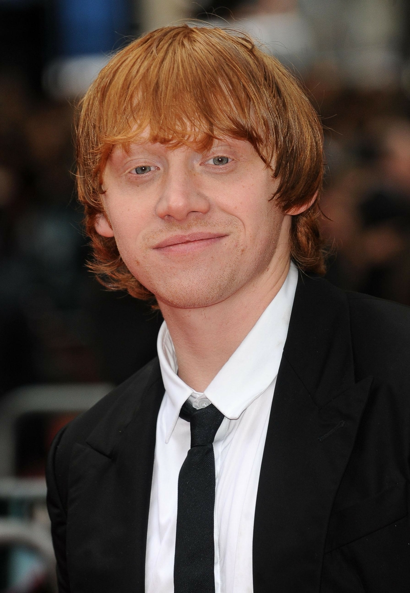 Rupert Grint Net Worth - Celebrity Sizes Rupert Grint