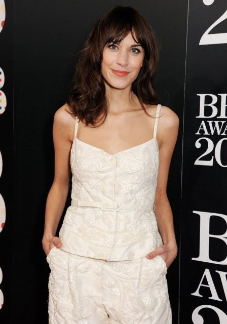 Alexa Chung Bra Size Age Weight Height Measurements