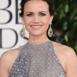 Carla Gugino Bra Size, Age, Weight, Height, Measurements