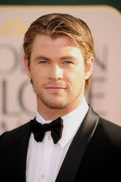 Chris Hemsworth Age Weight Height Measurements