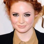 Karen Gillan Bra Size, Age, Weight, Height, Measurements