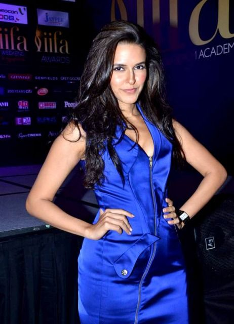 neha dhupia marriage