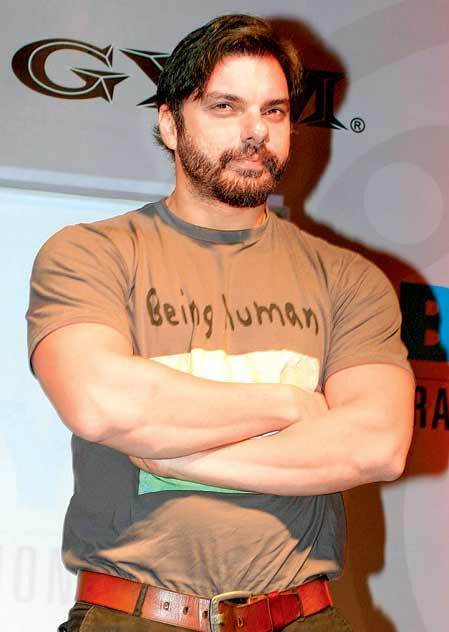 Sohail Khan Age, Weight, Height, Measurements - Celebrity Sizes