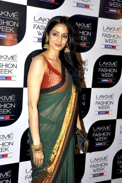 Sridevi Bra Size Age Weight Height Measurements