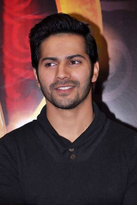 Varun Dhawan Age, Weight, Height, Measurements - Celebrity Sizes