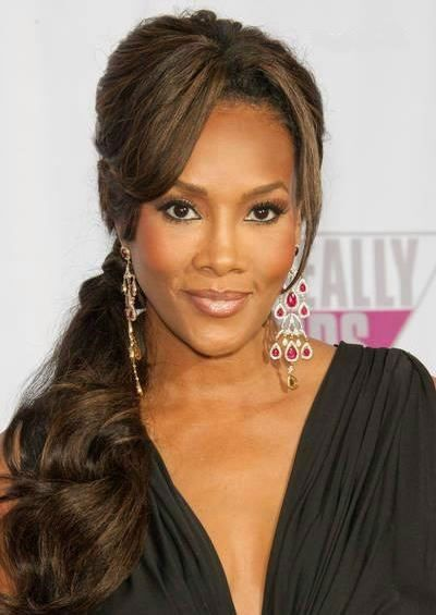 Vivica A. Fox Bra Size, Age, Weight, Height, Measurements ...