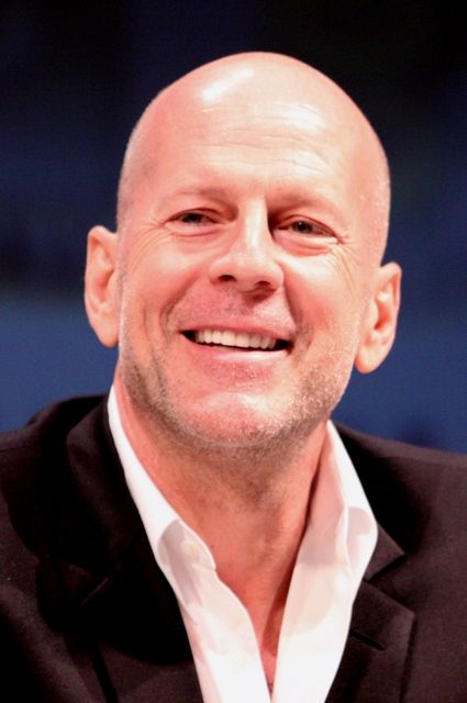 Bruce Willis Age, Weight, Height, Measurements