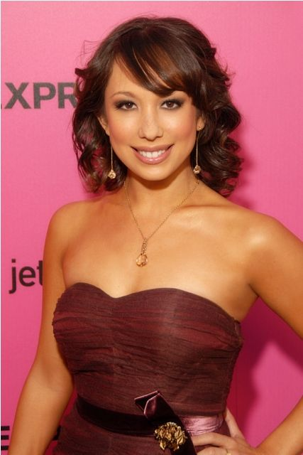 Cheryl Burke Bra Size Age Weight Height Measurements