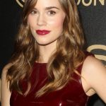 Christa B. Allen Bra Size, Age, Weight, Height, Measurements