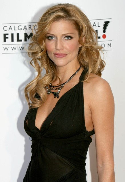 Tricia Helfer Bra Size  Age  Weight  Height  Measurements