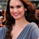 Lily James Bra Size, Age, Weight, Height, Measurements