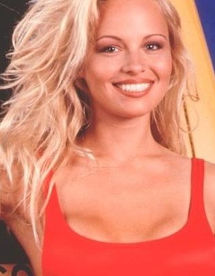 pamela anderson plastic surgery before and after celebrity sizes