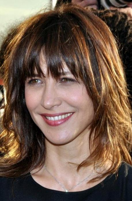 Sophie Marceau Bra Size Age Weight Height Measurements