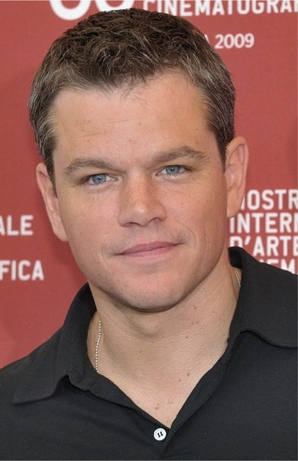 Matt Damon Age, Weight...
