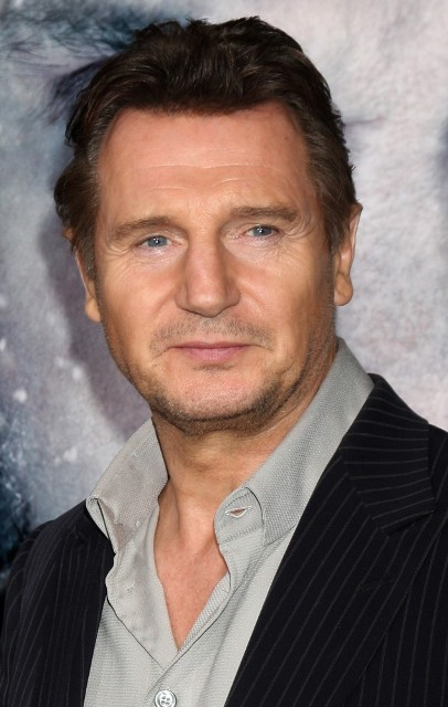 Liam Neeson Age Weight Height Measurements Celebrity