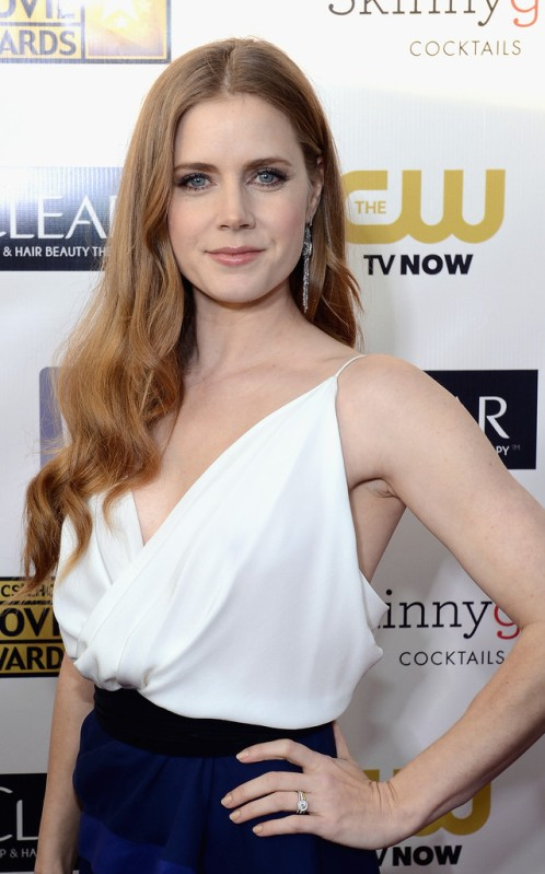 Amy Adams Plastic Surgery Before and After - Celebrity Sizes