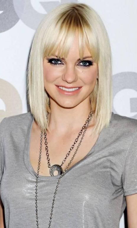 Anna Faris Plastic Surgery Before and After - Celebrity Sizes