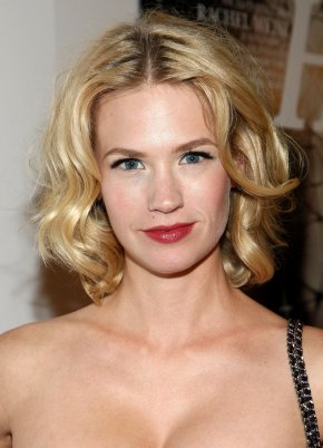 January Jones Plastic Surgery Before And After Celebrity