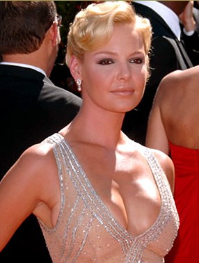 Katherine Heigl Plastic Surgery Before and After - Celebrity Sizes