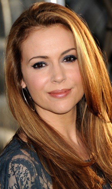 Alyssa Milano Plastic Surgery Before And After Celebrity