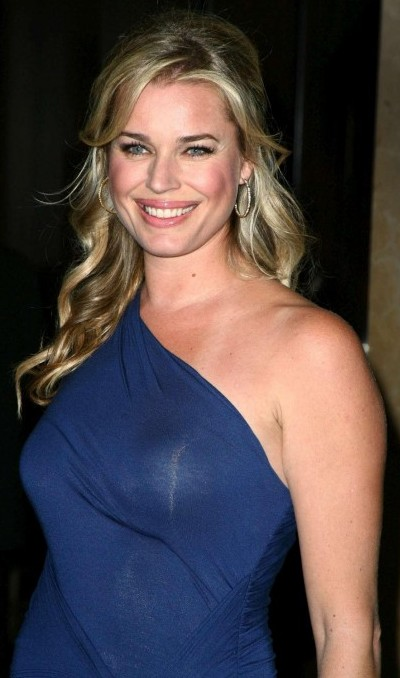 Rebecca Romijn Plastic Surgery Before and After - Celebrity Sizes Sports Illustrated Swimsuit 1991