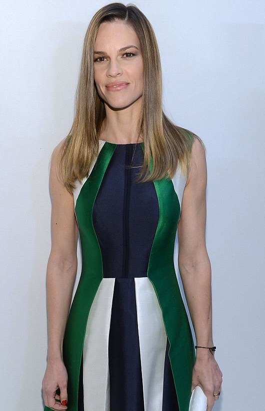Hilary Swank Plastic Surgery Before And After Celebrity