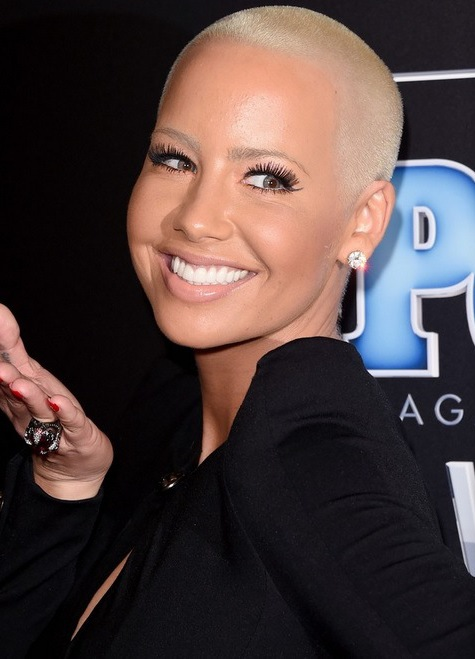 Amber Rose Bra Size Age Weight Height Measurements