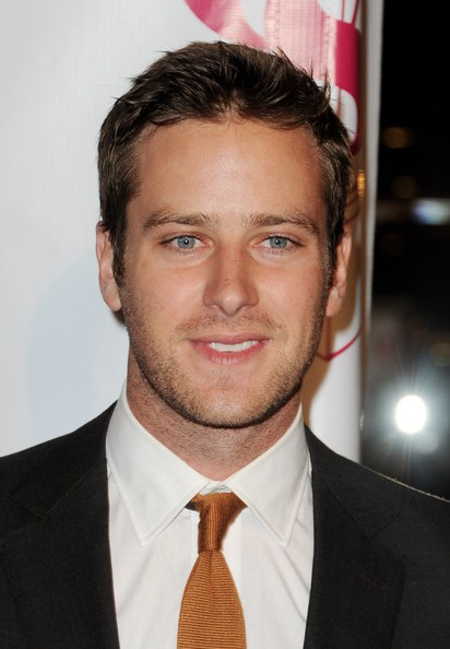 Armie Hammer Age Weight Height Measurements Celebrity